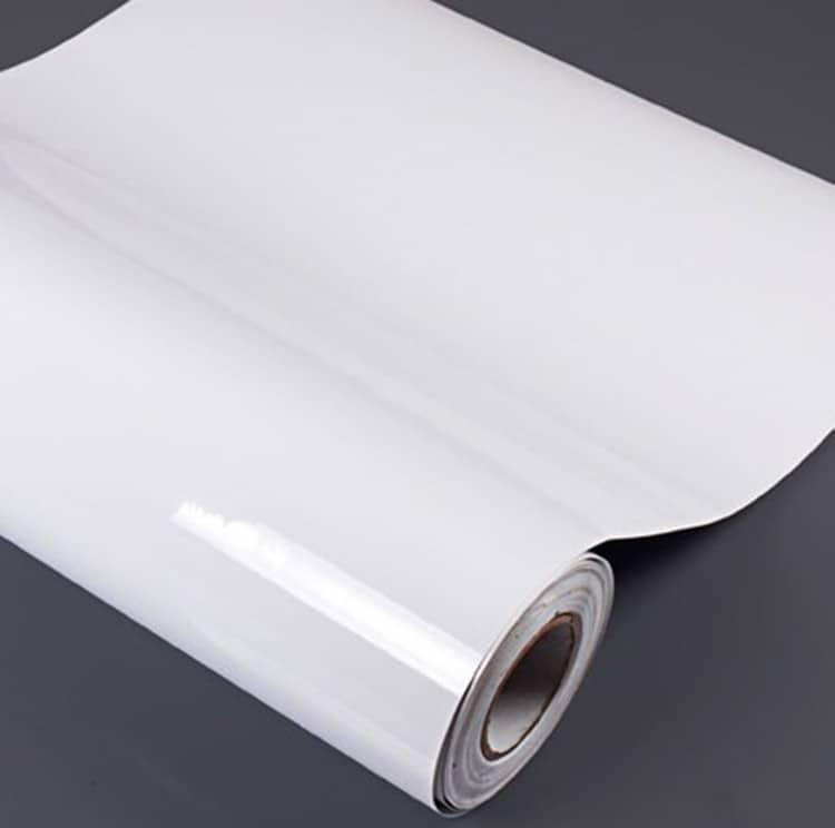 Papier glossy na rolce